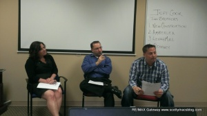 RE/MAX Gateway Top Producer Panel MAY 2013 Share Successful Business Techniques